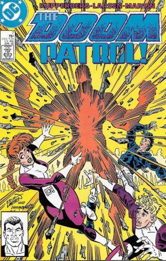 Doom Patrol Volume 2 #007