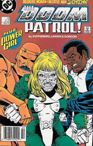 Doom Patrol Volume 2 #013