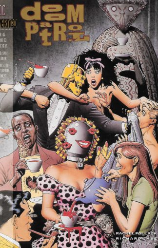 Doom Patrol Volume 2 #064