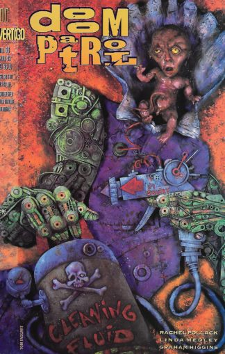 Doom Patrol Volume 2 #068
