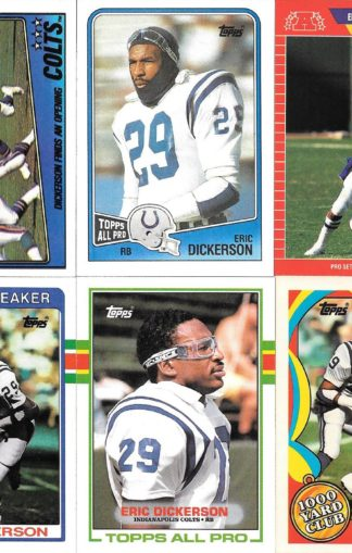 Eric Dickerson Lot 1