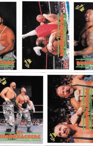1990 Classic WWF Bushwhackers
