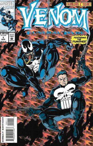 Venom Funeral Pyre #001