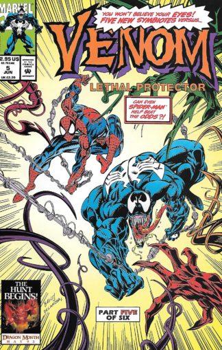 Venom Lethal Protector #005