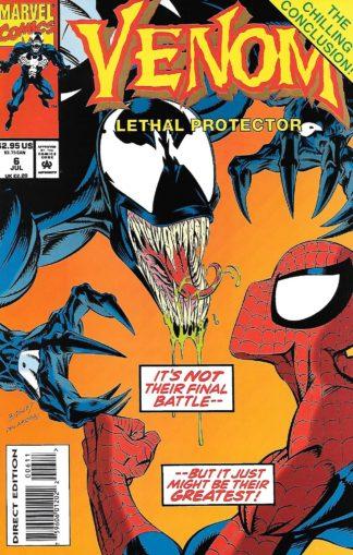 Venom Lethal Protector #006