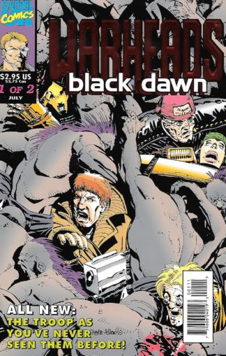 Warheads Black Dawn #001