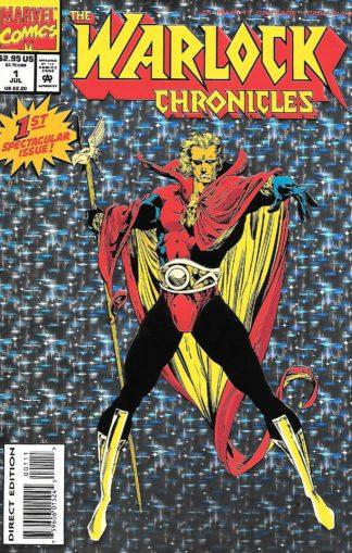Warlock Chronicles #001