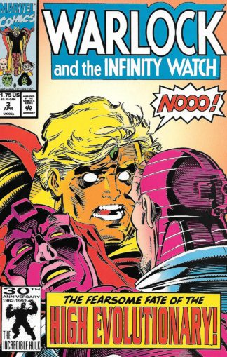 Warlock and the Infinity Watch #003