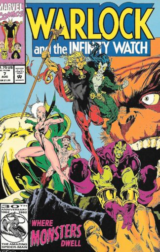 Warlock and the Infinity Watch #007