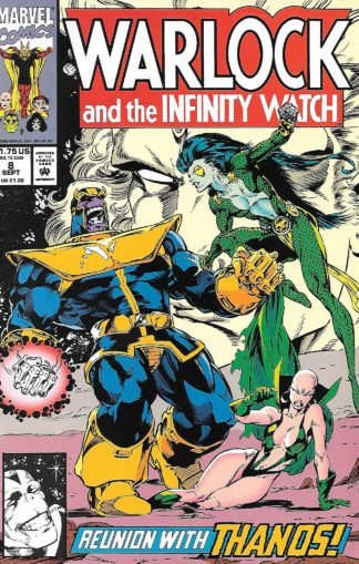 Warlock and the Infinity Watch #008