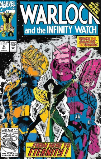 Warlock and the Infinity Watch #009