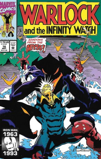 Warlock and the Infinity Watch #016