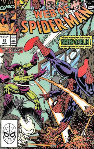 Web of Spider-Man #067