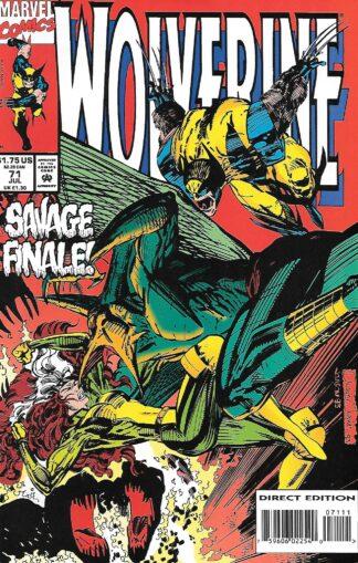 Wolverine Volume 2 #071
