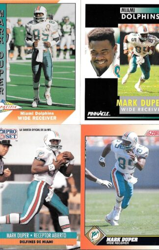 Mark Duper Cards Lot 3