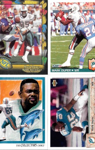 Mark Duper Cards Lot 4