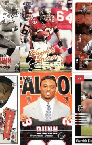 Warrick Dunn Cards