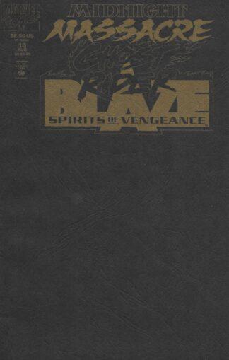 Ghost Rider Blaze Spirits of Vengeance #013