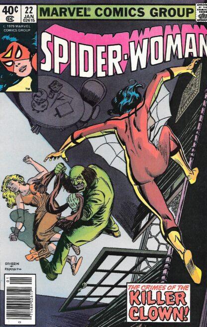 Spider-Woman #022