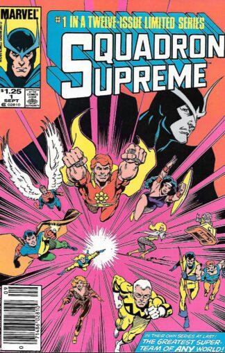 Squadron Supreme #001