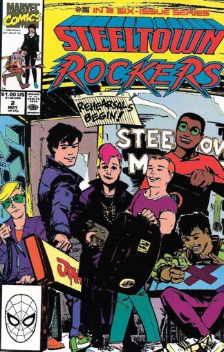 Steeltown Rockers #002
