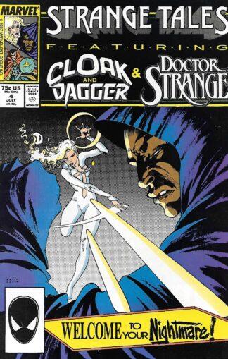 Strange Tales Volume 2 #004