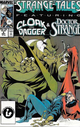 Strange Tales Volume 2 #006