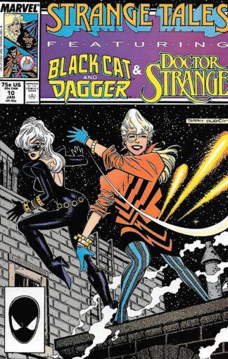 Strange Tales Volume 2 #010