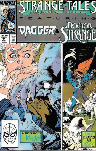 Strange Tales Volume 2 #011