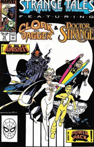 Strange Tales Volume 2 #013