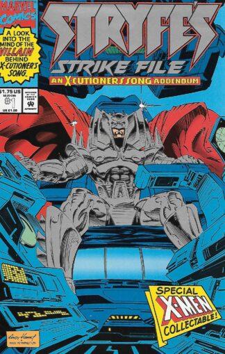 Stryfes Strike File #001