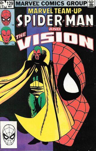 Marvel Team-Up #129