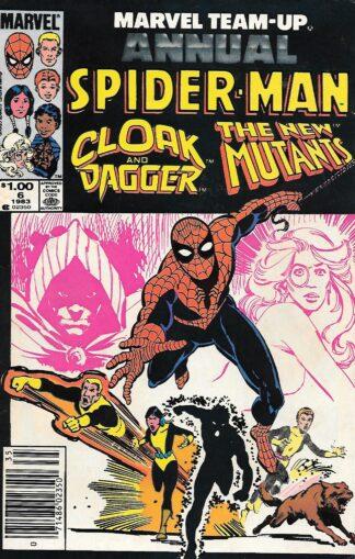 Marvel Team-Up Annual #006