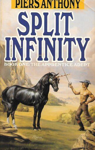 Apprentice Adept Book 1 Split Infinity