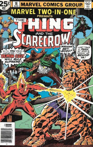 Marvel Two-In-One #018