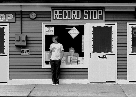 Record Stop