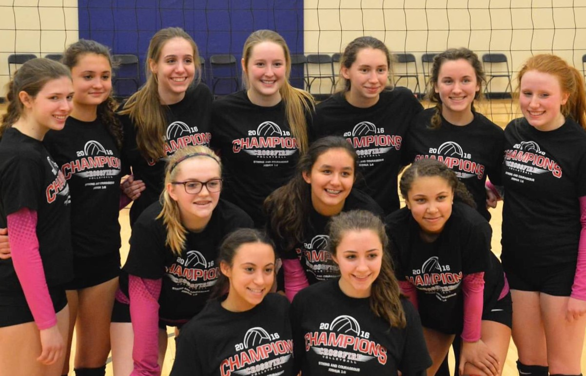 Our Mission Impact Volleyball
