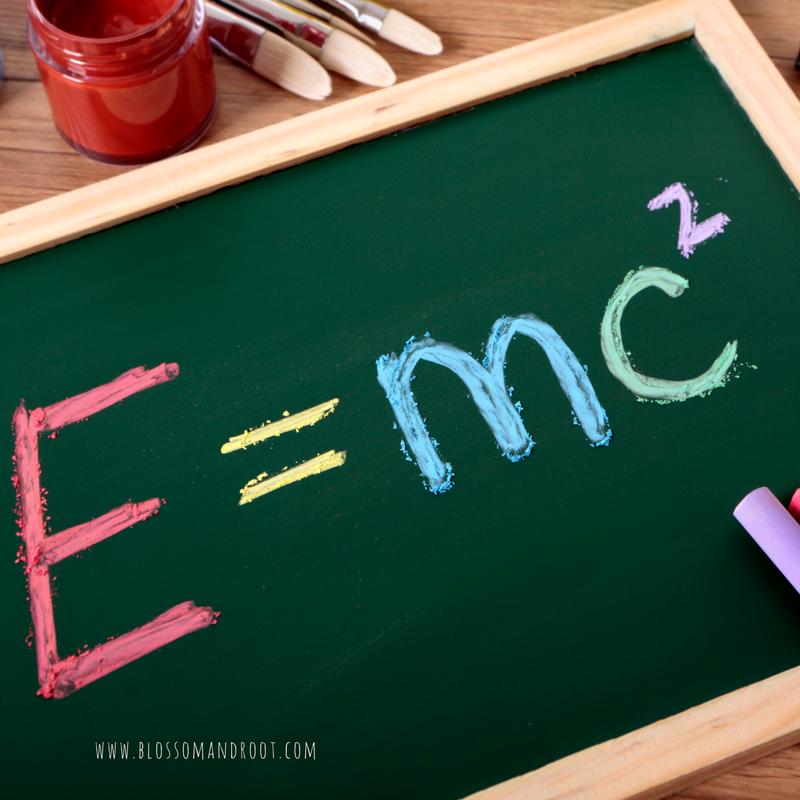 STEM biography for homeschool