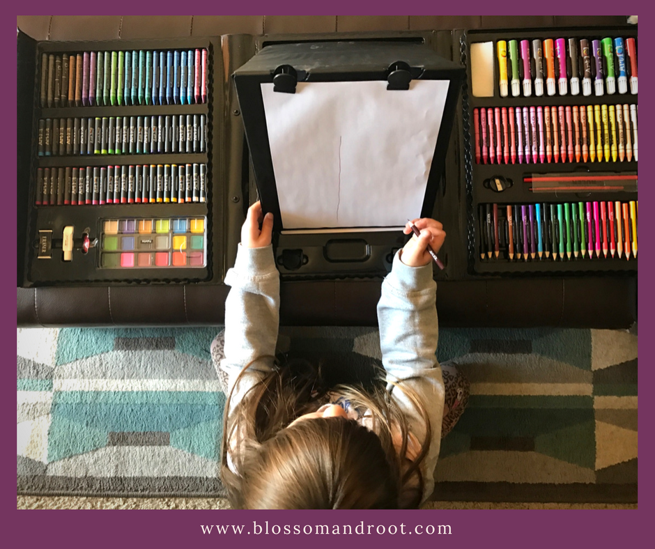 homeschool essentials for creativity