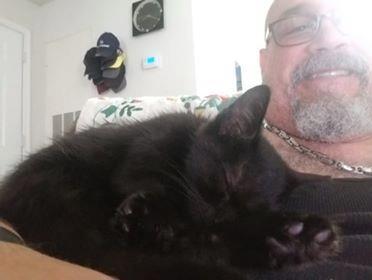 Bella Bencivengo with dad, Mike (VA)