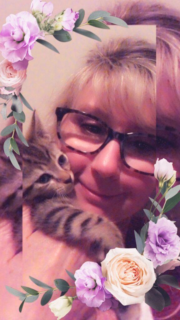 Ocra Pinson loves his mom (GA)