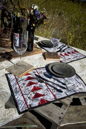 Geese in Flight Placemats – CL
