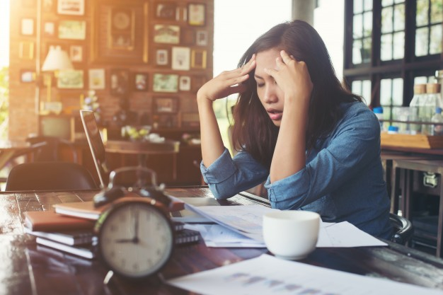 SYMPTOMS OF WORK-RELATED STRESS - REVICORE