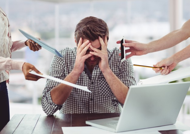 WORK-RELATED STRESS EXPERIENCED BY PROFESSIONALS - REVICORE