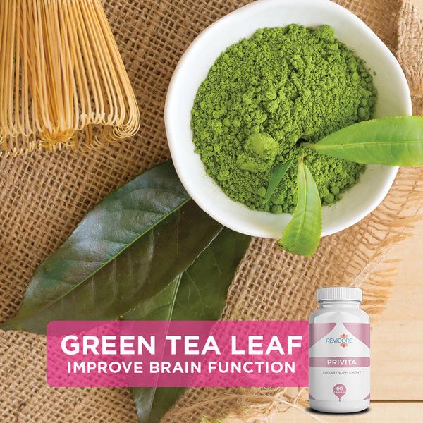 Green Tea Leaf Benefits