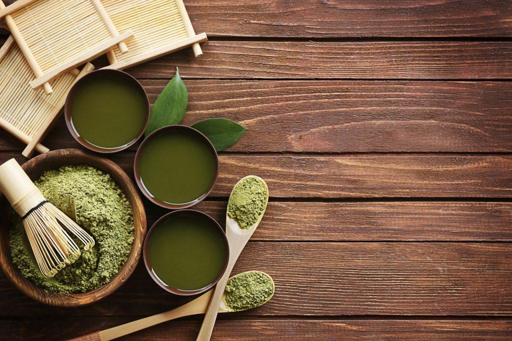 Green Tea Leaf as Supplement Ingredient