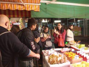 Temple Street Tour @ Yau Ma Tei