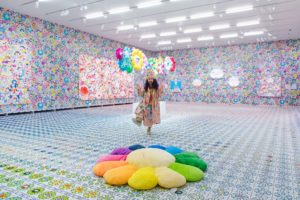 Exhibition: MURAKAMI VS MURAKAMI @ JC Contemporary & F Hall Studio at Block 17