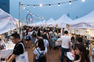 SummerFest: Think of a Market, think of a Music @ Central Harbourfront