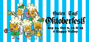 Oktoberfest at Happy Valley @ Happy Valley Racecourse